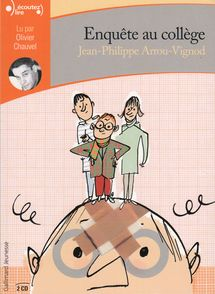Enquête au collège - Jean-Philippe Arrou-Vignod