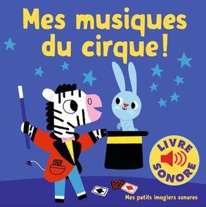 Mes musiques du cirque - Marion Billet
