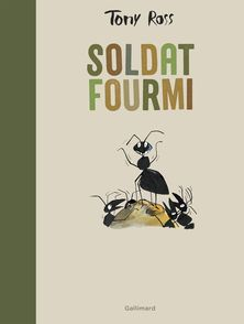 Soldat fourmi - Tony Ross