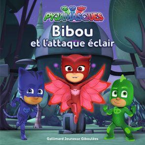 Bibou et l'attaque éclair -  Romuald