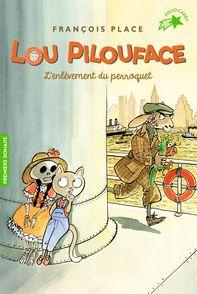 L'enlèvement du perroquet - François Place