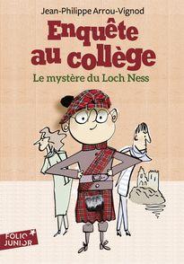 Le mystère du Loch Ness - Jean-Philippe Arrou-Vignod, Serge Bloch