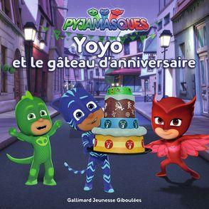 Yoyo et le gâteau d'anniversaire -  Romuald