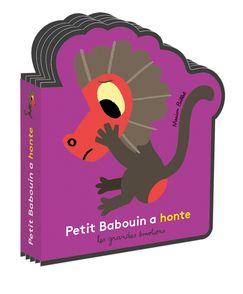 Petit Babouin a honte - Marion Billet