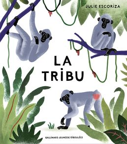 La tribu - Julie Escoriza