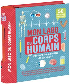 Mon labo du corps humain -  un collectif d'illustrateurs, Sally MacGill