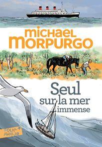 Seul sur la mer immense - Michael Morpurgo