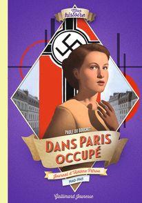 Dans Paris occupé - Paule Du Bouchet