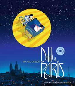 Dilili à Paris - Michel Ocelot