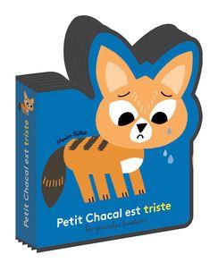 Petit Chacal est triste - Marion Billet