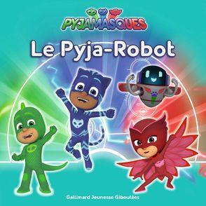 Le Pyja-Robot -  Romuald
