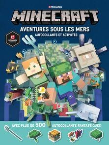 Minecraft : Aventures sous les mers - Ryan Marsh, Stephanie Milton