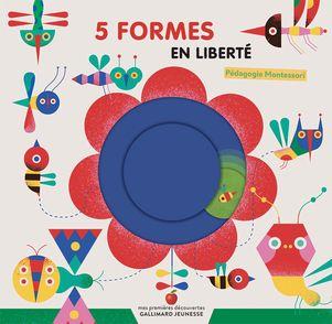 5 formes en liberté - Camilla Falsini