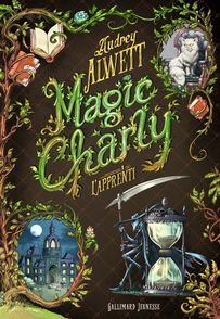 Magic Charly - Audrey Alwett, Stan Manoukian