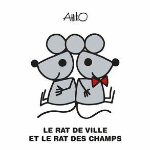 Le rat de ville et le rat des champs -  Attilio