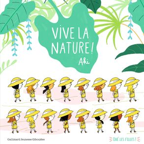 Vive la nature! -  Aki