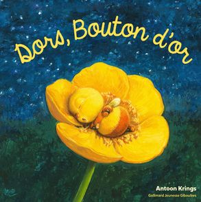 Dors, Bouton d'or - Antoon Krings