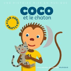 Coco et le chaton - Paule Du Bouchet, Xavier Frehring