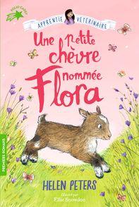 Une petite chèvre nommée Flora - Helen Peters, Ellie Snowdon
