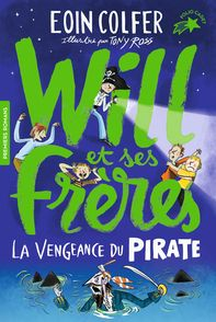 La vengeance du pirate - Eoin Colfer, Tony Ross