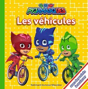 Les véhicules -  Romuald
