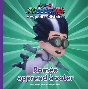 Roméo apprend à voler -  Romuald