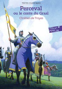 Perceval ou Le conte du Graal -  Chrétien de Troyes, Julie Ricossé