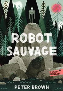 Robot sauvage - Peter Brown