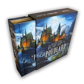 Le grand livre pop-up de Poudlard - Matthew Reinhart, Kevin M. Wilson