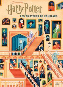 Les mystères de Poudlard - Studio Muti, Jody Revenson