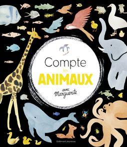 Compte les animaux avec Marguerite - Marguerite Courtieu