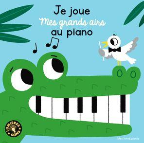 Je joue mes grands airs au piano - Marion Billet