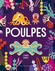 Poulpes - Owen Davey