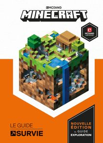 Minecraft. Le Guide de survie - Ryan Marsh, Stephanie Milton