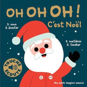 Oh oh oh ! C'est Noël - Marion Billet