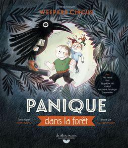 Panique dans la forêt - Clotilde Perrin