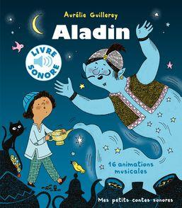 Aladin - Aurélie Guillerey