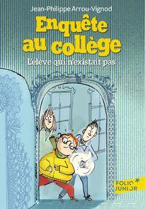 L'élève qui n'existait pas - Jean-Philippe Arrou-Vignod
