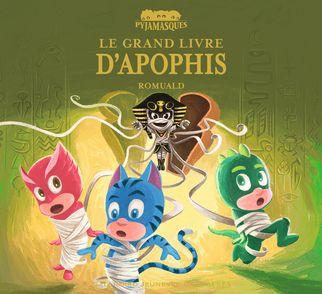 Le grand livre d'Apophis -  Romuald