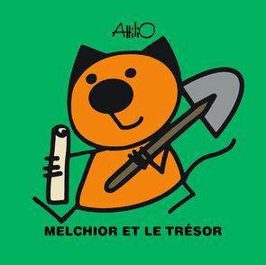 Melchior et le trésor -  Attilio