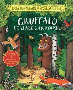 Gruffalo - Julia Donaldson, Axel Scheffler