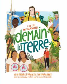 Demain la Terre - Amy Blackwell, Lily Dyu