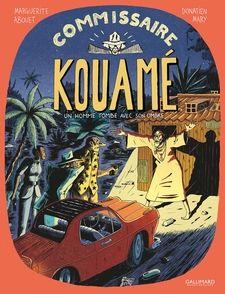 Commissaire Kouamé - Marguerite Abouet, Donatien Mary