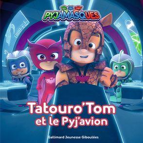 Tatouro'Tom et le Pyj'avion -  Romuald