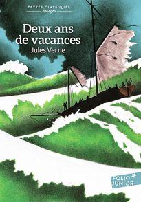 Deux ans de vacances -  Benett, Jules Verne