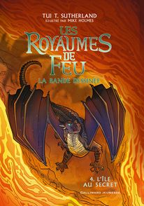 Les Royaumes de Feu - Mike Holmes, Tui T. Sutherland