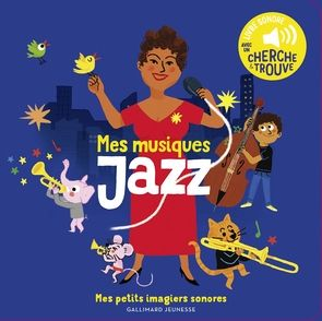 Mes musiques Jazz - Charlotte Roederer