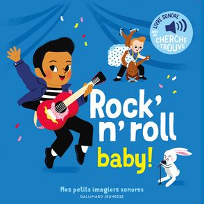Rock'n' roll baby ! - Elsa Fouquier