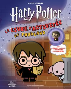 Harry Potter - Le livre d'activités de Poudlard -
