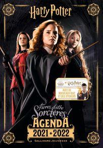 Agenda Harry Potter 2021-2022 - Fières d'être sorcières! -